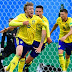 Suecia derrota a Suiza 1-0 y pasa a cuartos