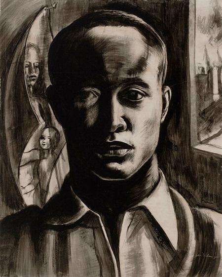 John Wilson, Self portrait, 1946