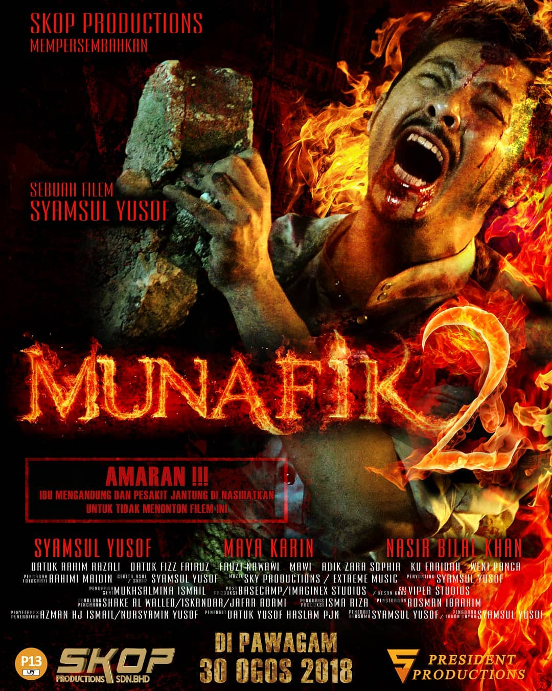 munafik 2 official poster