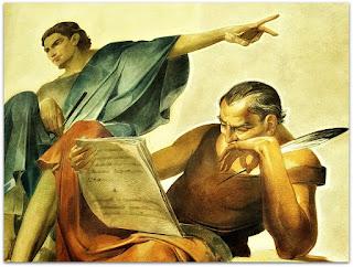 Os Evangelistas, Afresco de Aldo Locatelli, Catedral São Luiz Gonzaga [Novo Hamburgo]