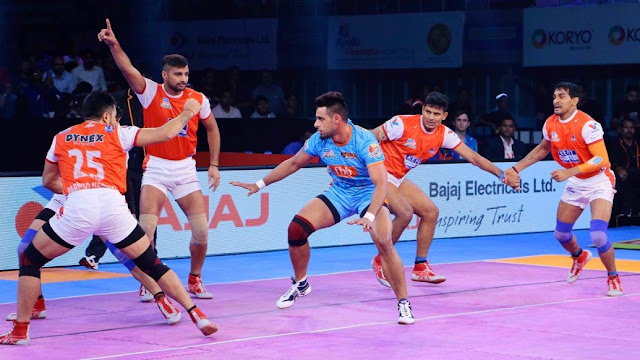 Haryana Steelers | Bengal Warriors
