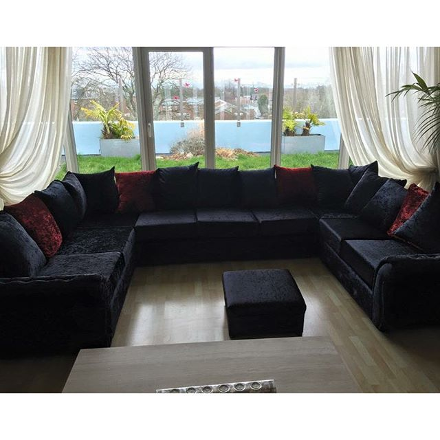 Metro Sofas Have A Wide Range And Variety Of Black Velvet Chesterfield Sofa  In Every Color And Style They Are Serving In All Cities Of UK And Deliver  Your ...