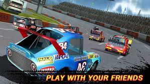 Game Pit Stop Racing Club Vs Clup Mod Apk