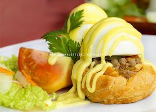 Soes Songgo Buwono, Kuliner favorit di Gadri Resto Jogya