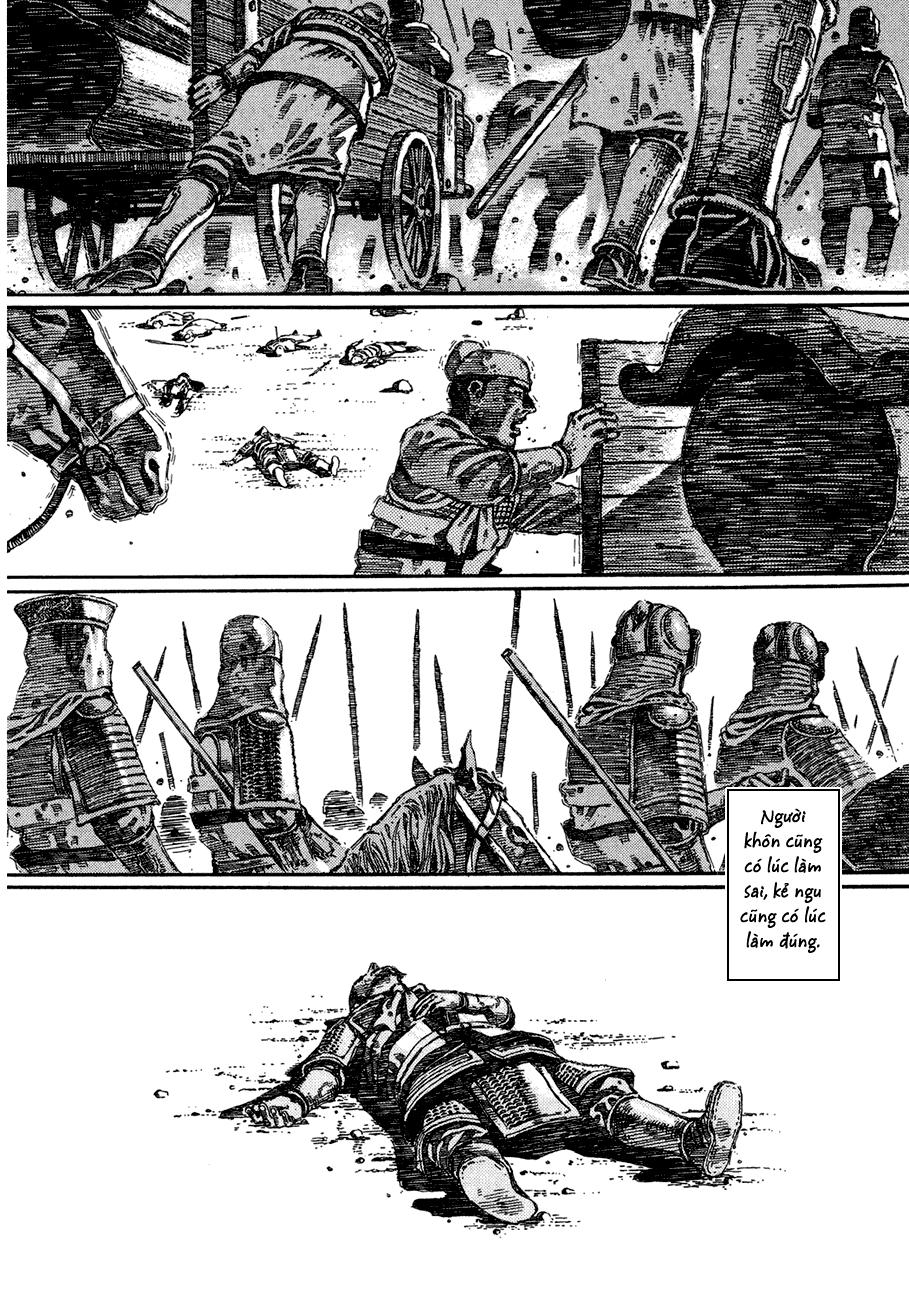 Bất Thị Nhân hồi 011: rường cột cuối cùng 7 (hết) trang 33