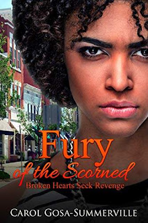 Fury of the Scorned discount book promotion Carol Gosa-Summerville