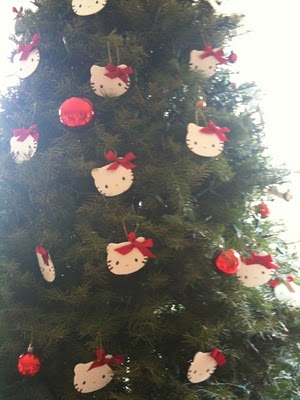 Hello Kitty Christmas Trees Hello Kitty Forever