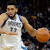 #NBA: El Quisqueyano Karl-Anthony Towns cumplió con Minnesota
