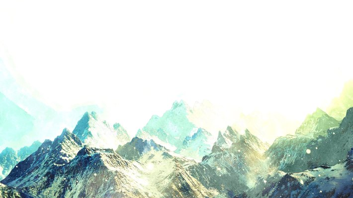 Wallpaper: OS X Yosemite Background 2