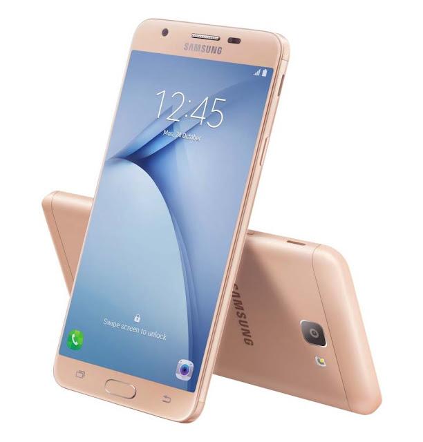 Harga Samsung Galaxy On Nxt Warna Hitam dan Emas