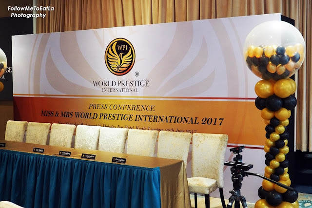The Grand Ceremony Of 'Miss & Mrs World Prestige International Pageant 2017'