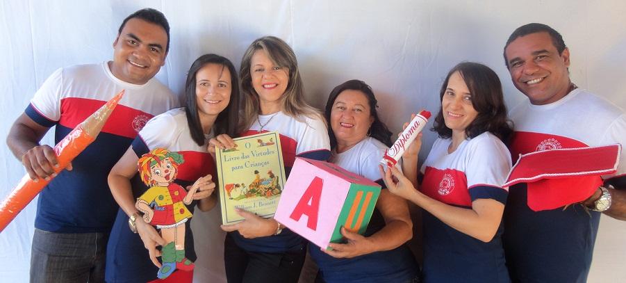 A Educação Exige Os Maiores Cuidados Porque Influi Sobre Toda A Vida: Jardim Escola Municipal Tia Alice