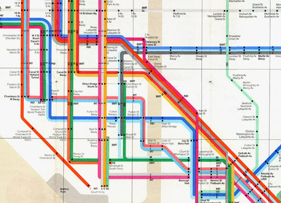 Original Nyc Subway Map.Downwithtyranny Sometimes You Re Just Dealing With Different Local