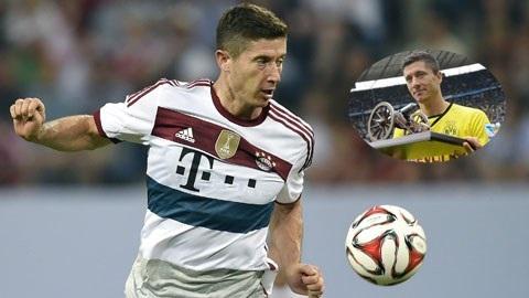 Khát khao mãnh liệt được cống hiến cho Bayern.