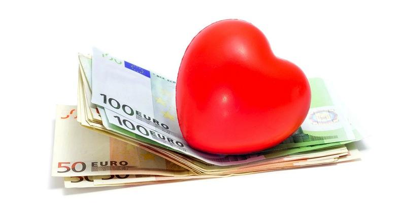 el amor y el dinero poster box cover