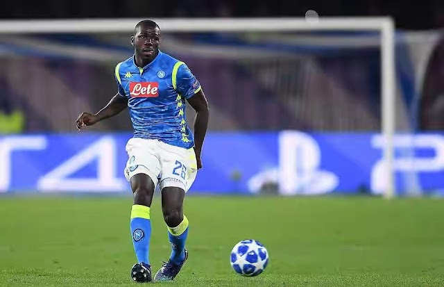 Kalidou Koulibaly speaks on joining Man United