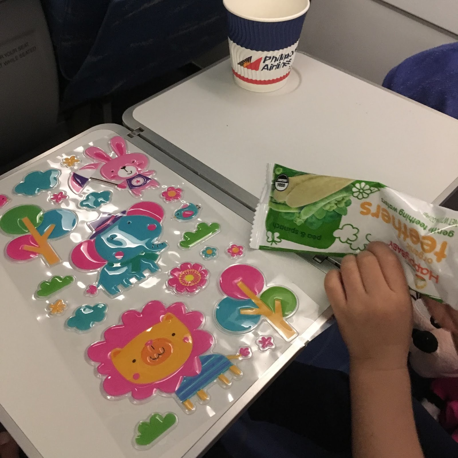 airplane toddler
