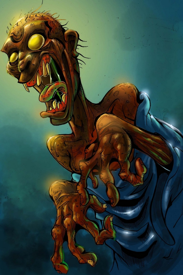 zombie cartoon - Download iPhone,iPod Touch,Android ...
