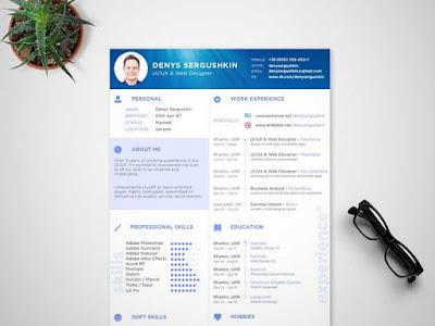 Aplikasi pembuat CV
