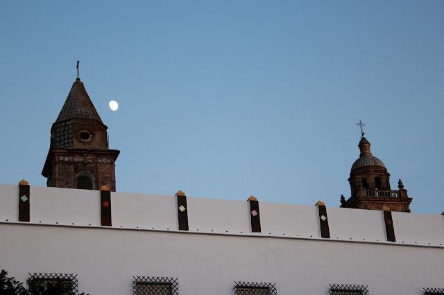 Torre de Santa María La Mayor de Medina Sidonia