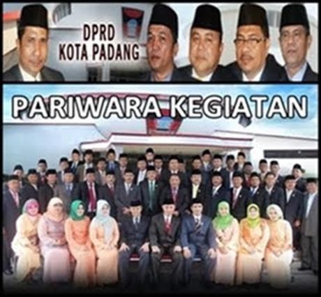 Rapat Paripurna DPRD Kota Padang, Wako Sebut Realisasi Pendapatan 2016 Sebesar 98,43 Persen