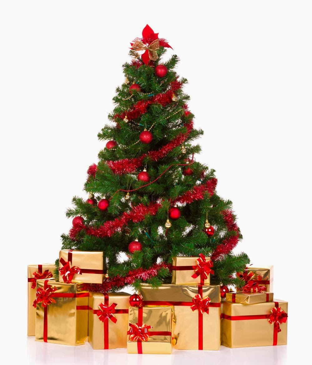 Picture Of Christmas Tree With Presents: Christmas Xmas Wallpapers: 3d Christmas Tree, Animated Gif