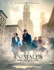 Animales fantásticos y dónde encontrarlos (2016) subtitulada