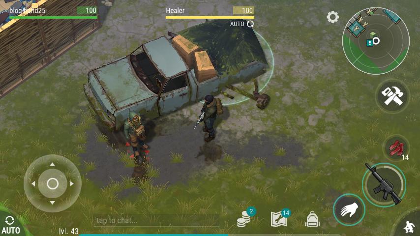 Ada Healer di game Last Day on Earth!!! [Update versi: 1.5 ...