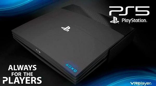 PS5 Segera Muncul Di Tahun 2019 dengan Resolusi 4K Framerate 240 Fps