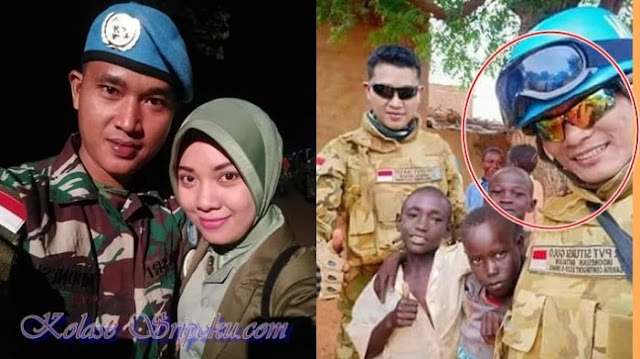 Prajurit TNI Gugur di Sudan Saat Menjalankan Tugas Perdamaian PBB