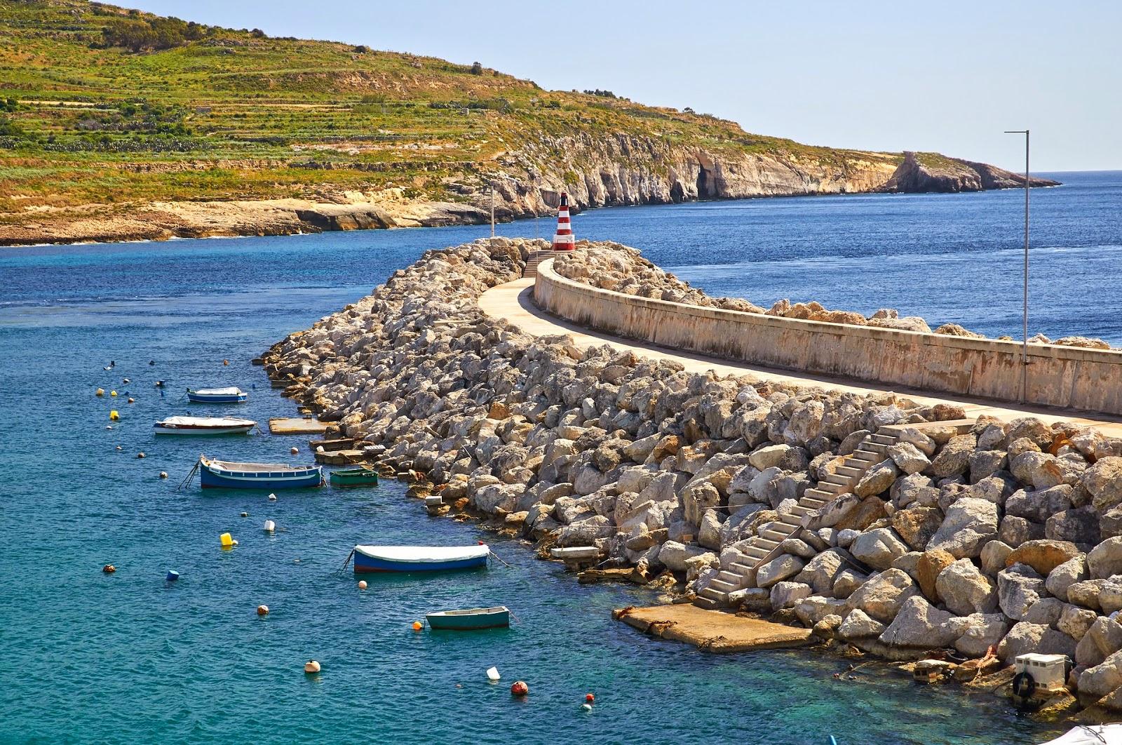 port na Gozo jak dopłynąć z Malty