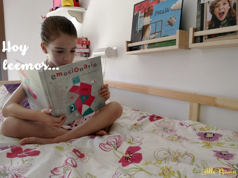 libro infantil emociones el emocionario