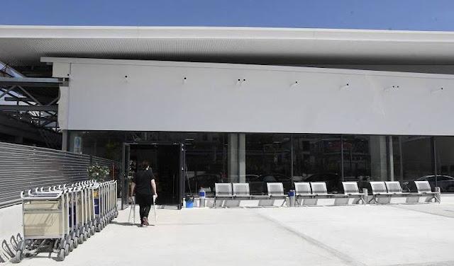 Γιάννενα: Πρωτιά για το αεροδρόμιο Ιωαννίνων… Κατέγραψε το μεγαλύτερο ποσοστό αύξησης διακίνησης επιβατών