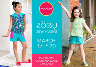 Zoey Sew-Along