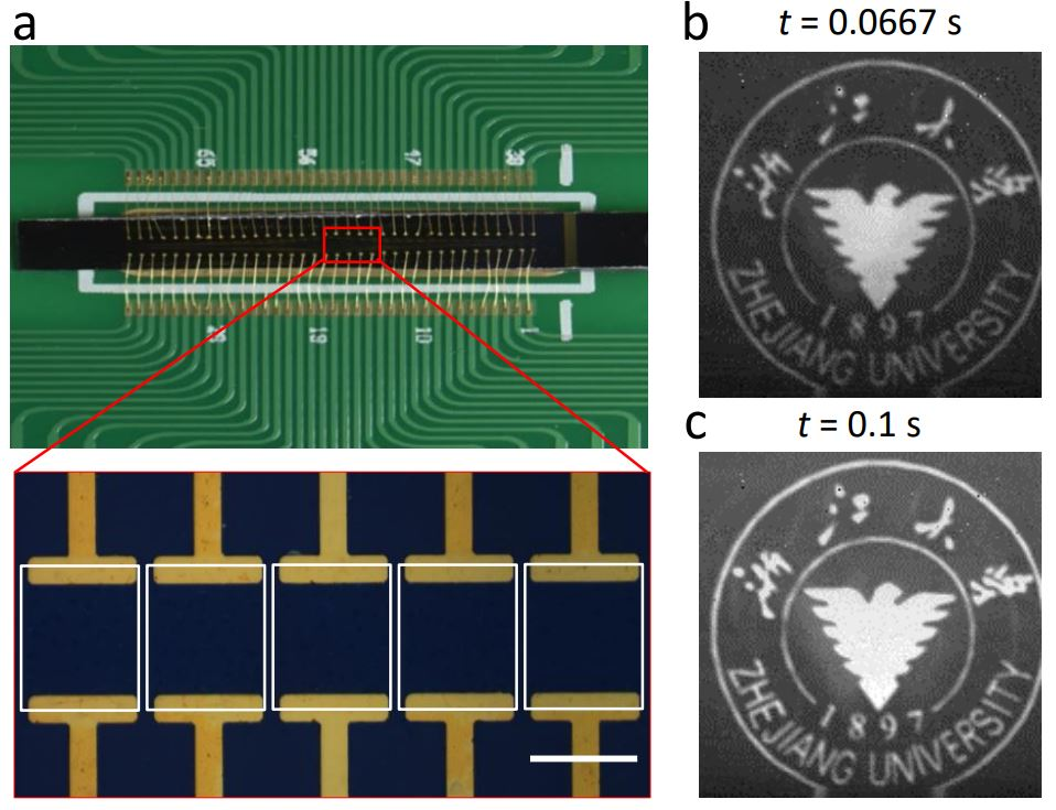 """Image Sensors World: Material Based """"Field-Effect CCD"""""""