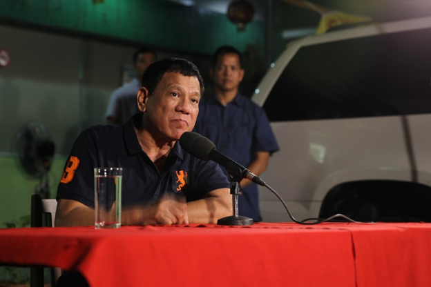 Duterte to Sereno: You are wrong