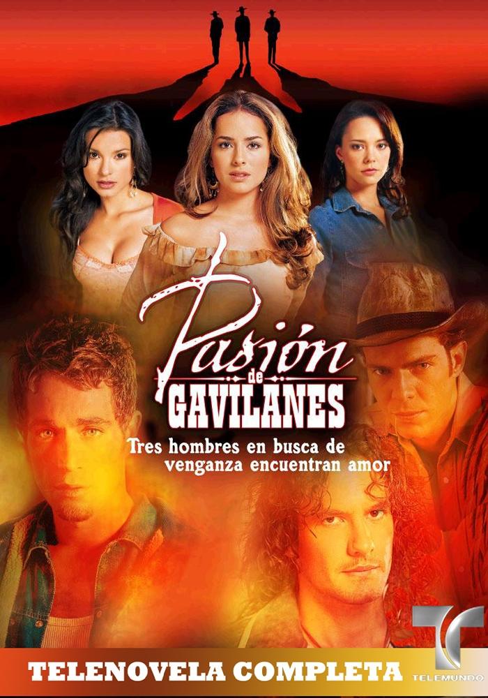 telenovela Pasión De Gavilanes