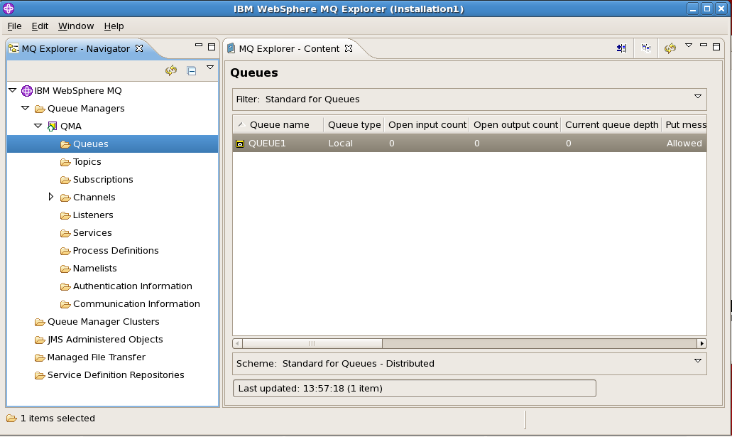 How to Install IBM WebSphere MQ 7 5 on Redhat Enterprise