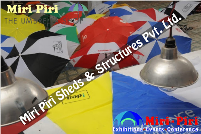 Manufacturer of Advertising Umbrellas, Manufacturers of Corporate Promotion Umbrellas, Advertising Umbrella from Delhi,