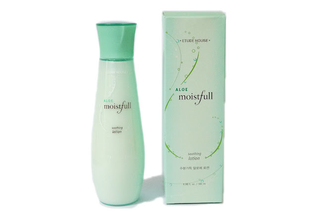 Etude House Aloe Moistfull Soothing Lotion