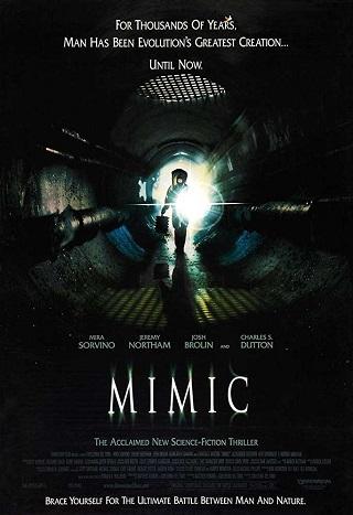 Mimic 1997 Dual Audio Hindi 950MB BluRay ESubs 720p