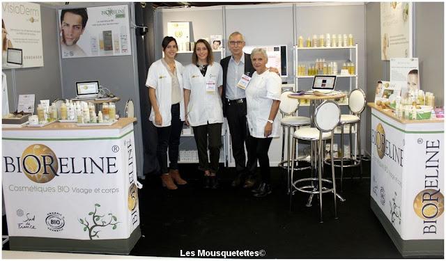 Beauty Forum Paris 2016 - Bioréline - Blog beauté Les Mousquetettes©