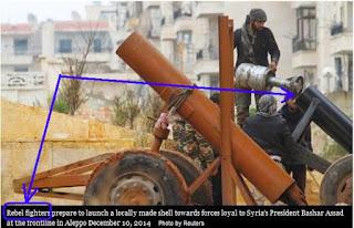 terrorist/rebelles syriens