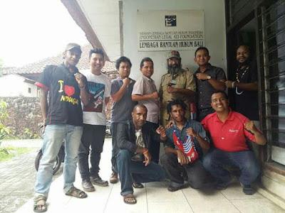 Dialog sejarah Papua, Filep Karma tur keliling Jawa