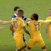 Preston FC players sent off for fighting each other (Video)