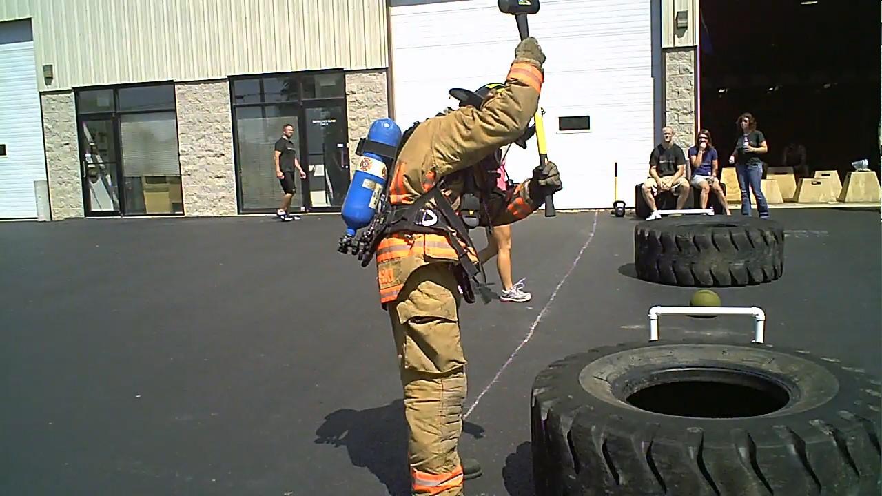 Crossfit 4 Fire