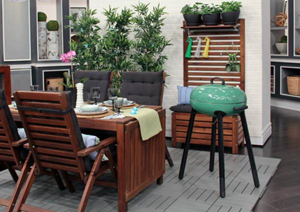 Grill Areas For Inspiration 12