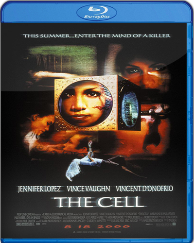 The Cell [2000] [BD25] [Latino]