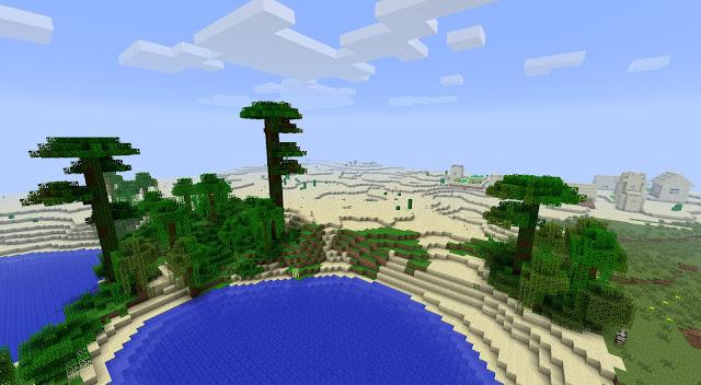 SEEDS!!! - Minecraft World com