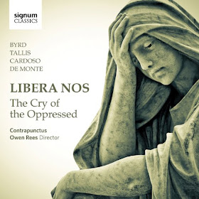 Libera nos - The Cry of the Oppressed: Contrapunctus/Owen Rees - Signum Sigcd338